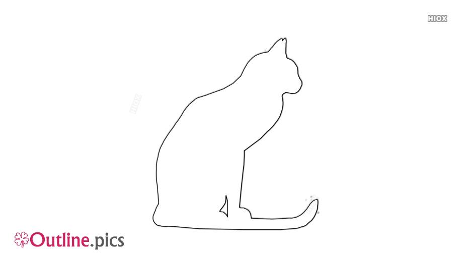 Cat Outline Tumblr