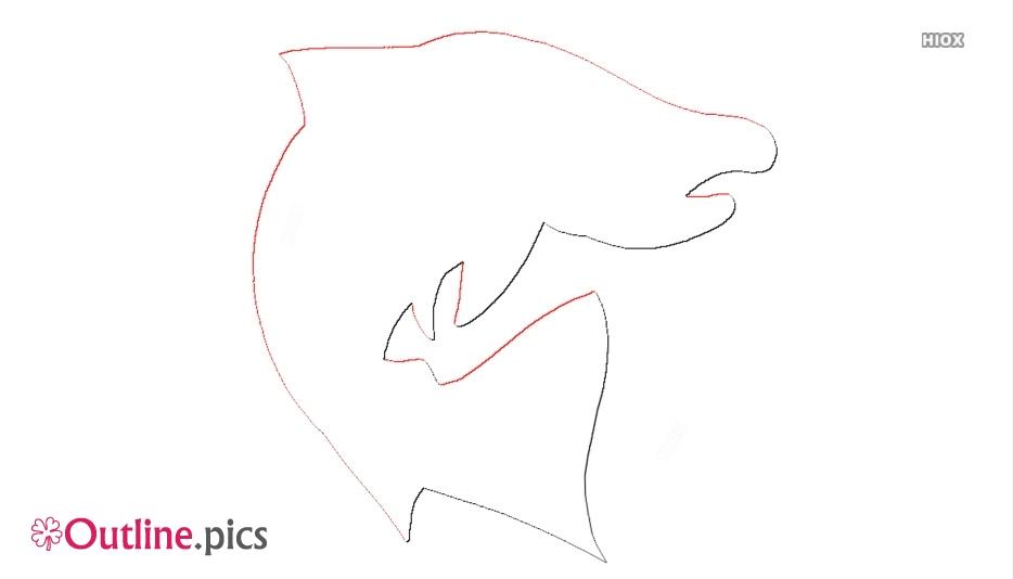 Clipart Salmon Fish Outline