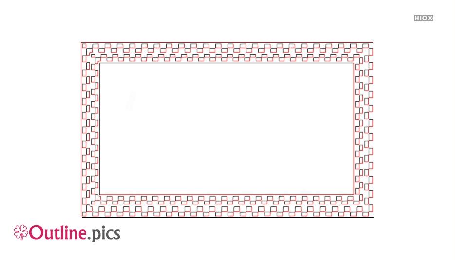 Frames Outline Images