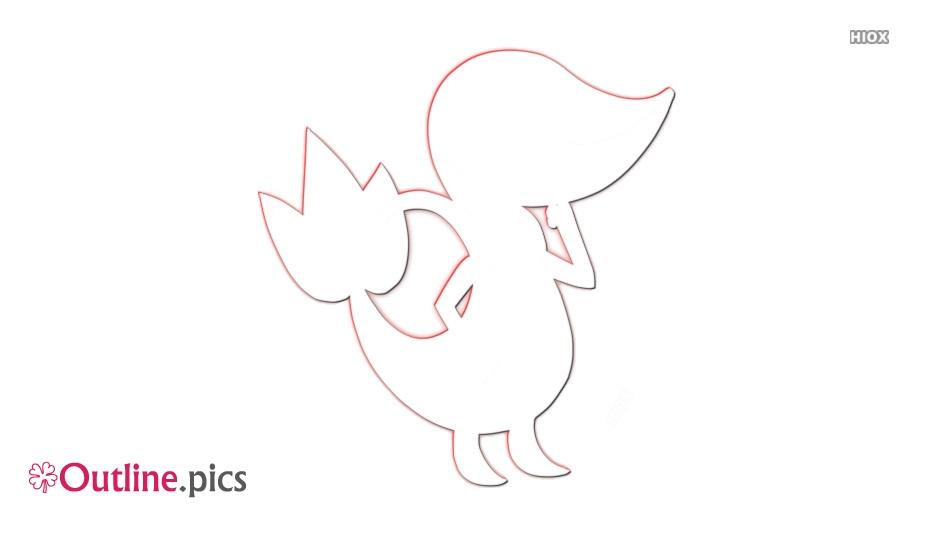 Snivy Pokemon Outline Icon