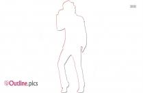 Adult Michael Jackson Outline