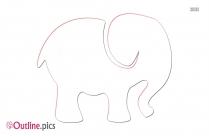 Baby Elephant Cartoon Picture