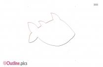 Walrus Outline Image
