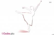Dancer Outline Png