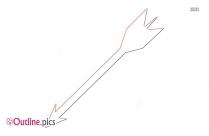 Birthday Arrow Clipart