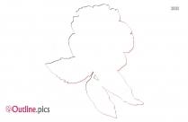 Bluebell Flower Outline Free Vector Art