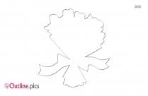 Bouquet Outline Pic