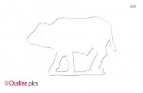 Cape Buffalo Mojo Outline