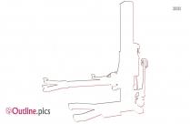 Car Lift Equipment Outline Image