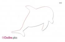 Cartoon Shark Clipart Outline Image