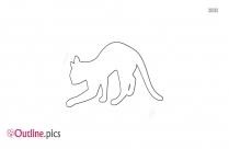 Dog Outline Simple