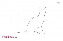 Cat Outline Meme