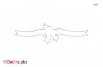 Simple Christmas Tree Outline Image