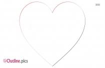 Heart Arrow Outline Image