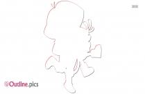 Dora The Explorer Outline For Coloring