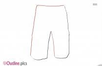 Girl Dress Outline Clipart
