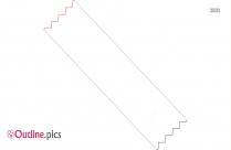 Duct Tape Clip Art Outline