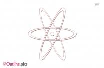 Energy Symbol Outline Art