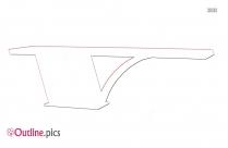 Exercise Bench Outline Clip Art