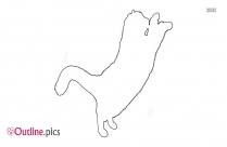 Cat Eye Outline