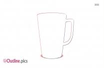 Grand Cru Mug Outline