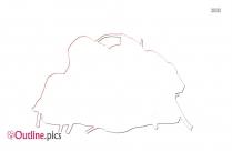 Free Leaf Art Outline