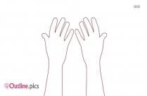 Hands Outline