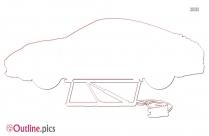 Hydraulic Car Lift Outline