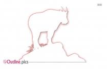 Little Buffalo Outline