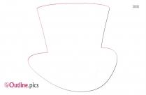 Leprechaun Hat Outline Pic