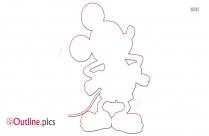 Mickey Head Outline