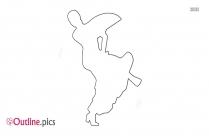 Tap Dance Clipart Outline