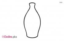 Outline Of Vase