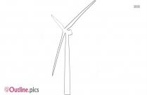 Outline Of Wind Turbine