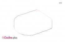 Pencil Sharpener  Clipart    Sharpener Outline Image