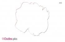 Bluebell Flower Outline Drawing