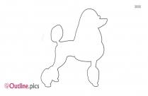 dachshund dog outline image