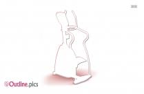 Stepper Machine Outline Clip Art