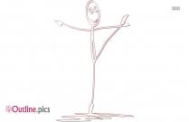 Stick Man Clip Art Drawing