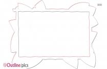 Tiki Frame Outline Image And Vector