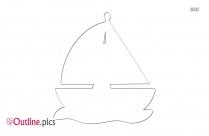 Boat Outline Image