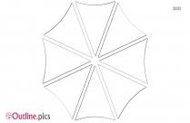 Umbrella Corporation Resident Evil Outline Image