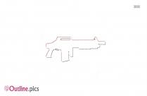 T3 Adjustable TactLite Shotgun Outline