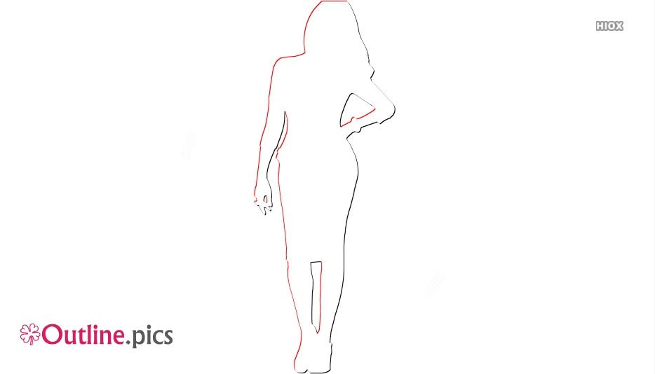 Zumeet Women Half Sleeves Slim Bodycon Pencil Skirt Dress Outline